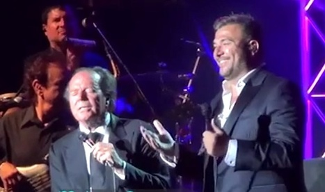 Antonis Remos Sang With Julio Inglesias in Mykonos - Greek Reporter | Travel To Mykonos | Scoop.it