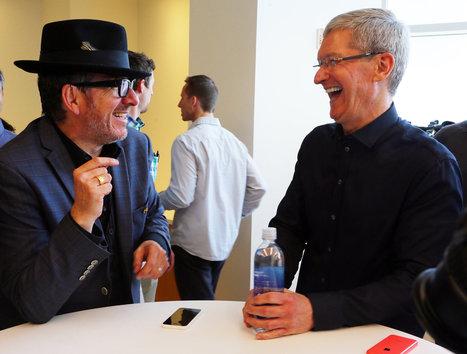 With iTunes Radio, Apple Takes Aim at Pandora | Itune Radio | Scoop.it