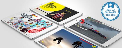 Aquafadas App of the Month: Introducing Marca Plus' New Digital Publication - Aquafadas Blog | Presse Mobile et Livres Numériques | Scoop.it