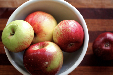 Gravenstein Apples: The End Of Summer In A Fruit | Astrology | Scoop.it