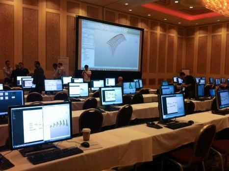 Computation for BIM: AU2013 day zero - article | DigitAG& journal | Scoop.it