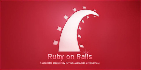 Why Ruby on Rails is My Go-To App Development Platform | Allerin | Scoop.it
