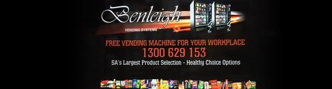 Vending Machines Could Be a Wise Business Alternative   vending   Scoop.it