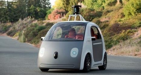 Google's Autonomous Car Is Programmed to Speed Because It's Safer   LibertyE Global Renaissance   Scoop.it