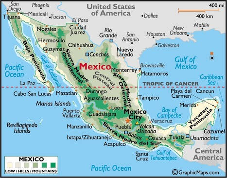 Mexico Election Will Have Big Impact on Texas   Texas Coast Living   Scoop.it