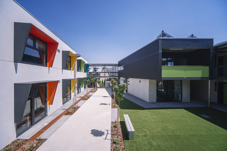 The Trinity Hill Youth Accommodation and Training Facility  / HBV Architects + Carroll & Cockburn Architects | Social Loyal Travel Tourism Revolution! | Scoop.it
