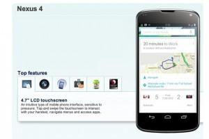 LG Nexus 4 disponible en blanco y negro el 30 de octubre | Mobile Technology | Scoop.it