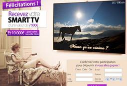 Jeux-Concours « recevez votre Samsung Smart TV »   Economiser au quotidien et recevoir des cadeaux gratuitement   Scoop.it