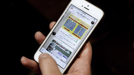 Messaging app Telegram is shaking up Iran's elections | Linguagem Virtual | Scoop.it