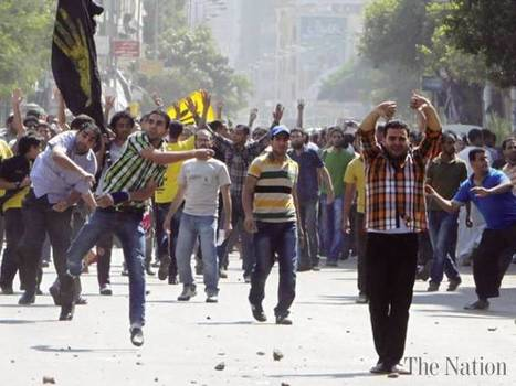 Clashes erupt in Egypt; 5 killed | War Against Islam | Scoop.it