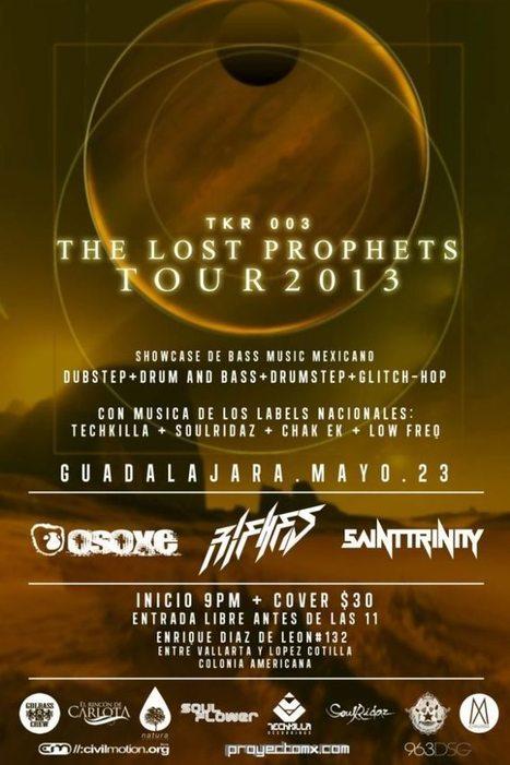 The Lost Prophets   Noticias sobre música, por Jorge Castillo Díaz   Scoop.it