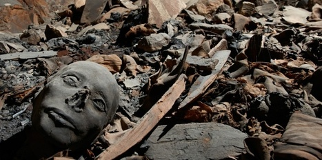 Une cinquantaine de momies découvertes dans la Vallée des Rois | Découvertes achéologiques en Egypte | Scoop.it