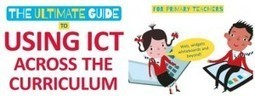 Book Review: The Ultimate Guide to Using ICT Across the Curriculum, by Jon Audain | UKEdChat.com - Supporting the #UKEdChat Education Community | Links from #ukedchat sessions | Scoop.it