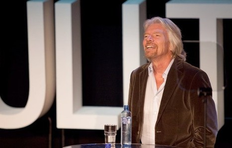 Richard Branson on Finding Funding | Funding | Scoop.it