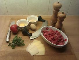 La vita di Monteolivo: Polpettone - Italiaans gehaktbrood   lona81   Scoop.it