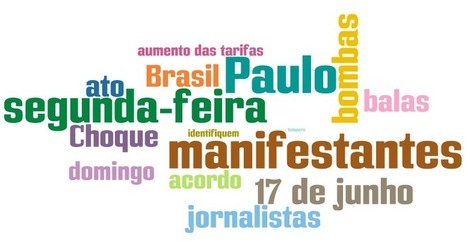 Protesto, informação e mídias realmente sociais | Social41 | Mídias Sociais | Scoop.it