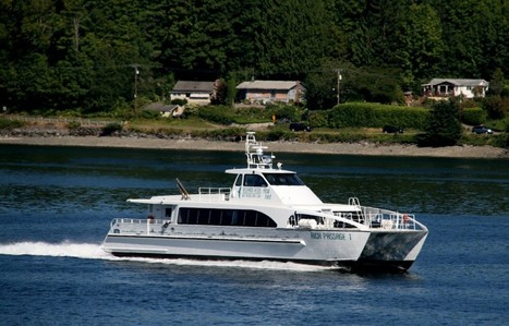 Bremerton, what does your foot ferry future look like?   Urban Water Transportation - Ferries   Scoop.it