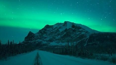 Recent Sun Activity Spawns Stunning Aurorae | Poppi's Astronomy | Scoop.it