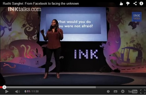 She Quit Facebook To Follow Her Dream: Ruchi Sanghvi, Facebook's 1st Female Engineer & Creator of Newsfeed speaks of how she surpassed expectations   Social Networker   Scoop.it