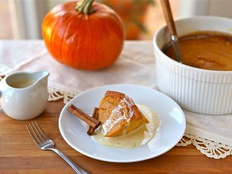 Thanksgiving, Lincoln and Pumpkin Pudding - Taste the History | American History up to WWI | Scoop.it