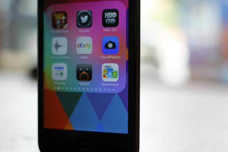 iOS 7 found to sport new networking tech - HotDigitalNews   DTN   Scoop.it