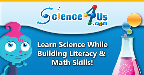 Science4Us - Laura Candler Teaching Resources | STEM Connections | Scoop.it