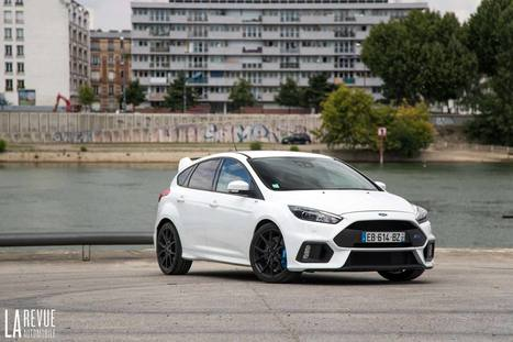 Un point sur les ventes de Ford Performance : Focus RS et Mustang | Actualités Ford | Scoop.it