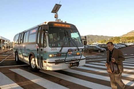 'The Wave' Larkspur Ferry shuttle to become permanent - Marin Independent Journal   Urban Water Transportation - Ferries   Scoop.it
