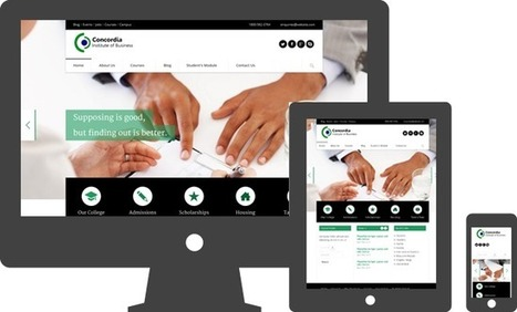 Responsive Web Design - Web Corsa   PHP Web development company india   Scoop.it