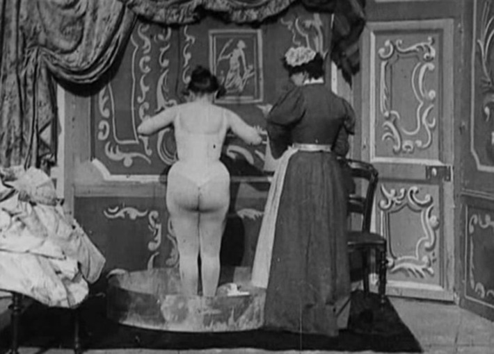 """Watch After the Ball, the 1897 """"Adult"""" Film by Pioneering Director Georges Méliès (Almost NSFW) 