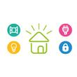 La domotique pour tous : des systèmes simples et accessibles - Les Numériques | Developpement durable Chauffage | Scoop.it