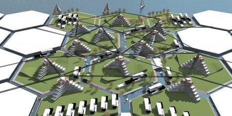 Un projet d'île artificielle au large des Landes ? Une idée pas si folle | Immobilier au Pays Basque | Scoop.it