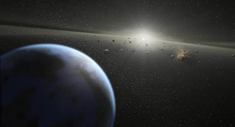 NASA Unsure How Close Enormous Asteroid Will Come to Earth Next Month | Global politics | Scoop.it