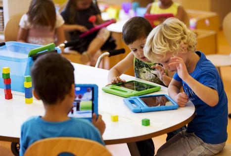 Les tablettes pour enfants, numéro un de la hotte du Père Noël - La Tribune.fr | les nouvelles technologies et les enfants | Scoop.it