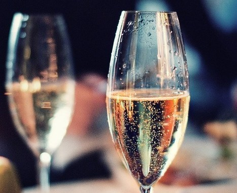 10 Fun Facts About Champagne Bubbles | Champagne Facts and Topics | Scoop.it