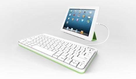 Nuevo Logitech Wired Keyboard para iPad, un teclado con cable | iPad classroom | Scoop.it