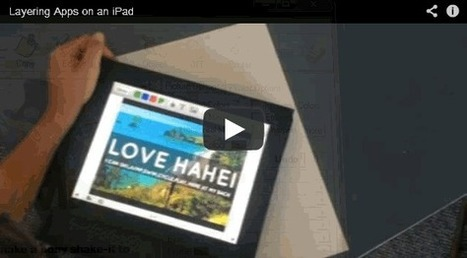 Ramp up Your iPad Use | iPads in education k-6 | Scoop.it