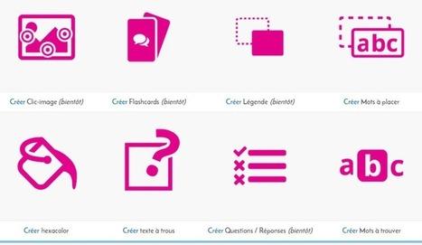 [ Classe-numerique.fr ] Une nouvelle plateforme collaborative d'exercices en ligne | Ressources pour les TICE en primaire | Scoop.it