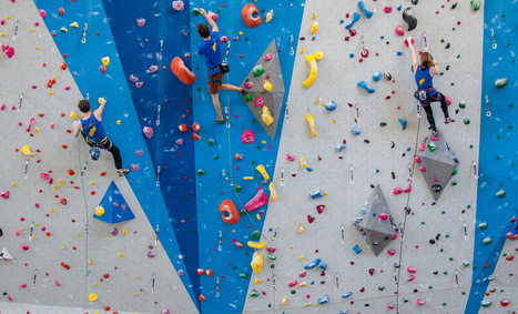 Climbing Walls Are Moving Into a Shopping Center Near You | Retailtainment | Scoop.it