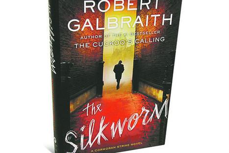 Book Review: 'The Silkworm' by Robert Galbraith - Wall Street Journal   book reviews   Scoop.it