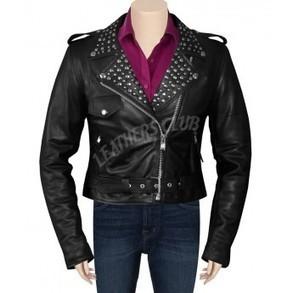Domino Domino Harvey leather Jacket 1 - Women Leather Jackets | Women Leather Jackets | Scoop.it