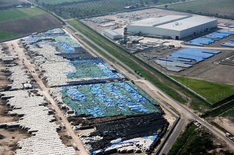 Chinese Billionaire Linked to Giant Aluminum Stockpile in Mexican Desert   Aluminium du siècle 21   Scoop.it