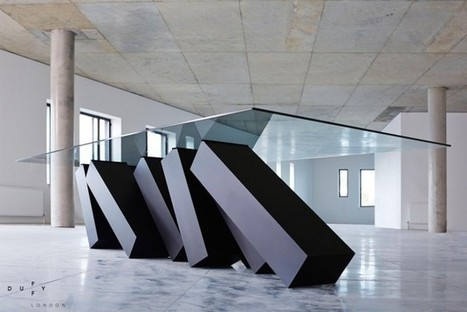 Megalith Table by Christopher Duffy » | Architecture, Art & Design | Scoop.it