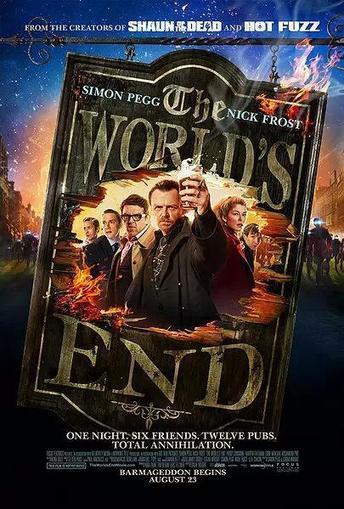 Watch The World's End Movie now – Click here | Watch The World's End (2013) Online Free | Scoop.it