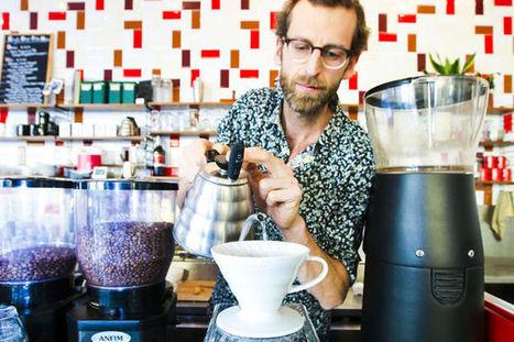 20 originele koffiebars in Vlaanderen en Brussel | Ketchum Brussels Food Practice | Scoop.it