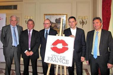 Vins de France marche surtout à l'export | Le Vin et + encore | Scoop.it