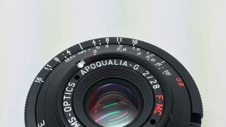 Camera Geekery: MS Optics Apoqualia-G 28mm f2 - Japan Camera Hunter   L'actualité de l'argentique   Scoop.it