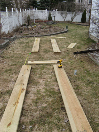 how to build a raised bed vegetable garden out