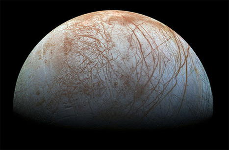 NASA's Europa Mission to Hunt Down Life's Niches | Europa News | Scoop.it