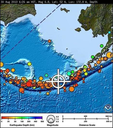 No Tsunami Threat to Hawaiʻi After 7.0 Alaska Quake   Maui Now   Structural Geology   Scoop.it